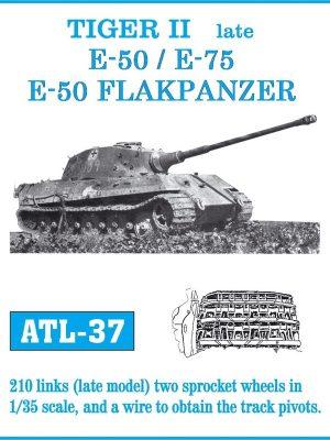 1//35 FRIULMODEL ATL-14 METAL TRACKS for SOVIET IS-2 IS-3 ISU-152